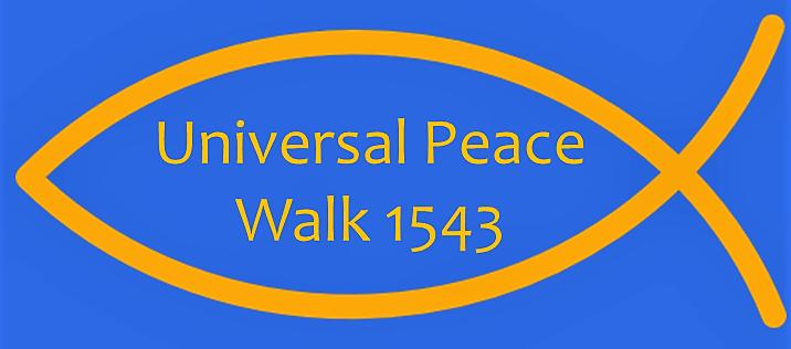 Universal Peace Walk AD1543